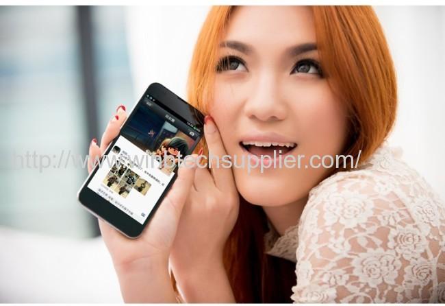 100% Original ZOPO C2 Quad Core Phone MTK6589t 1.5GHz Android 4.2 WCDMA Phone 5
