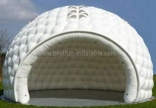 White Commercial Inflatable Dome Best Price