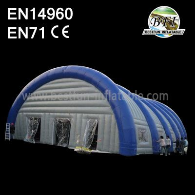 Double Layer Inflatable Tennis Dome
