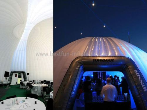 2013 Promotional Activity Inflatable Round Tent
