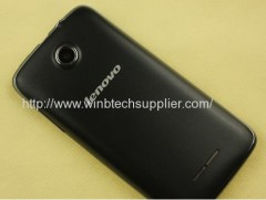 Original New Lenovo A-390 phone MT6577 Dual Core Phone 4 inch Android 4.0 GPS WCDMA 3G Smart Phone Russian support