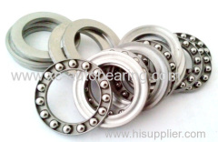 Stainless Steel Thrust Ball Bearing