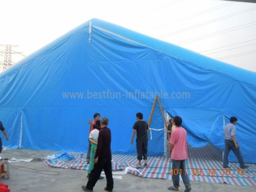 Giant Building Inflatable Exhibition Tent