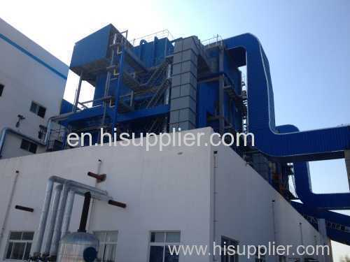 ZG Series 75 t/h Mediate Temperature and Pressure Circulating Fluidized Bed Boiler