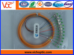 fc/pc fiber optic pigtail