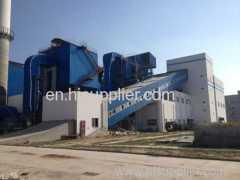 ZG Series 75 t/h Mediate Pressure Biomass Boiler