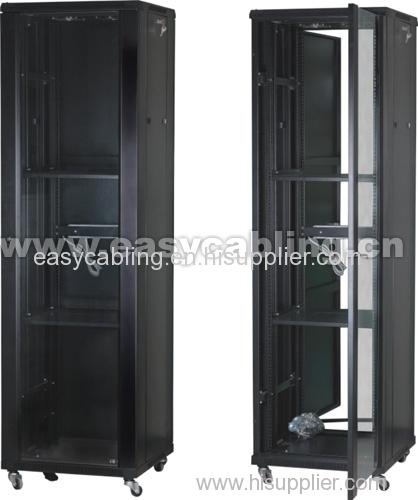 """Server Cabinets 19"""" 18U to 45U 600*600mm"""