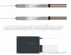 PLC Splitter Planar lightwave circuit splitter