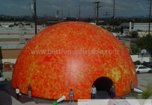 Inflatable Show Tents For Sales