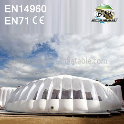 Large Inflatable Clear Dome Tent