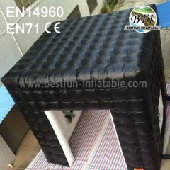 Black Inflatable Tents For Events