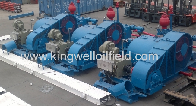 F series and 3NB series mud pumps for Oil well drilling