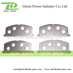 D242 Good quality and competitive brake pad