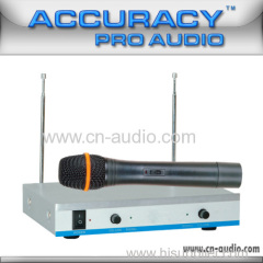 Dual Channel Wireless Microphone