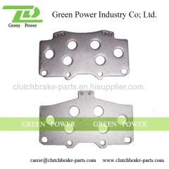 More than 50 advanced machines brake pad