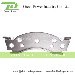 Good qualityand competitive brake pad