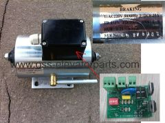 Electrical brake magnet escalator Otis XO-508 and SSL with brake PCB DVBRKV2.2