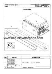 OTIS Inverter OVF30 ACA21290BA4