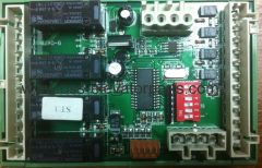 PCB RS4R with DIP switches