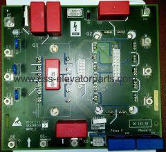 OTIS WWPB_2 PCB GAA26810C2