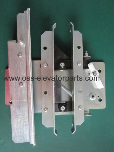 MOVABLE VANE (Otis door drive skate PAX) RIGHT L=243mm