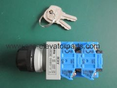 Key switch Otis escalator 506NCE IDEC ABW