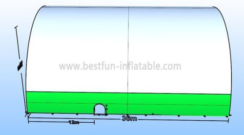 Custom Size Inflatable Construction Marquee Tent