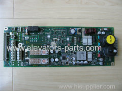 Schindler elevator spare parts ID NR 594240 lift parts PCB good quality