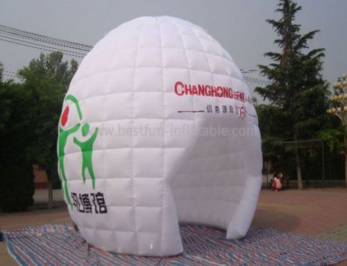 With Led Light/Inflatable Air Popup Tent