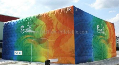 Inflatable Sanya Tent For Evening Party