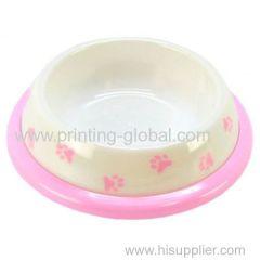 Hot Stamping Foil For Cat Bowl