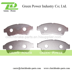 Long life time and Good performance brake pad