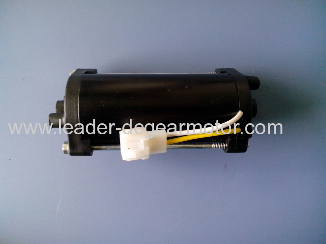 12v brushed worm gear motor dc