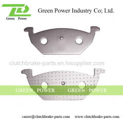 D768 New Beetle/Golf/Jetta brake pad
