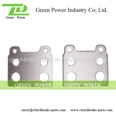 D1173 Pointer smooth and pollution-free brake pad