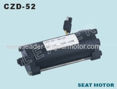 mini 12v dc gear motor for car seat