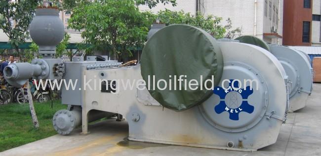 API 7K F-2200 Mud pump for Oil & Gas exploration