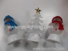 Decorating (Christmas) LED lights