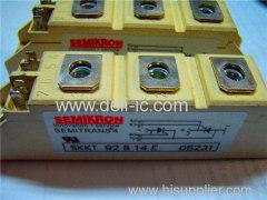 SKKT92B14E - Thyristor / Diode Modules - Semikron International