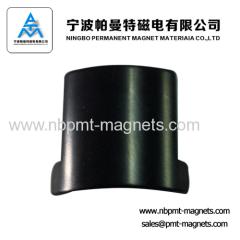 N50 Super Strong Permanent Neodymium Segment Magnet