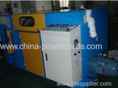 High-speed double twist stranding machine
