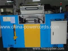 wireline- intertwist machine for wires
