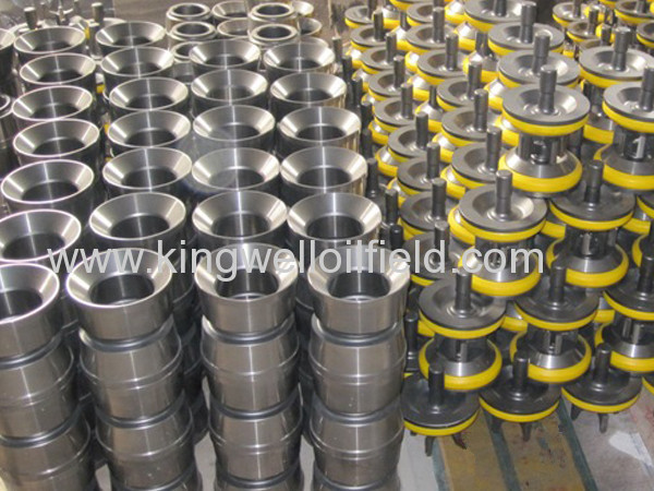 API Standard Interchangeable Mud Pump Valve Seat