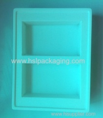 New design flocking blister tray