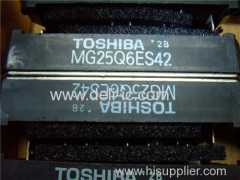MG25Q6ES42 - N CHANNEL IGBT (HIGH POWER SWITCHING MOTOR CONTROL APPLICATIONS) - Toshiba Semiconductor