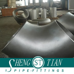 45 Degree/90 Degree/180 Degree Stainless Steel Elbow