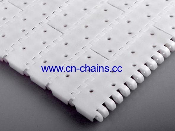 Perforated Flat Top Round Holes Modular Conveyor Belt