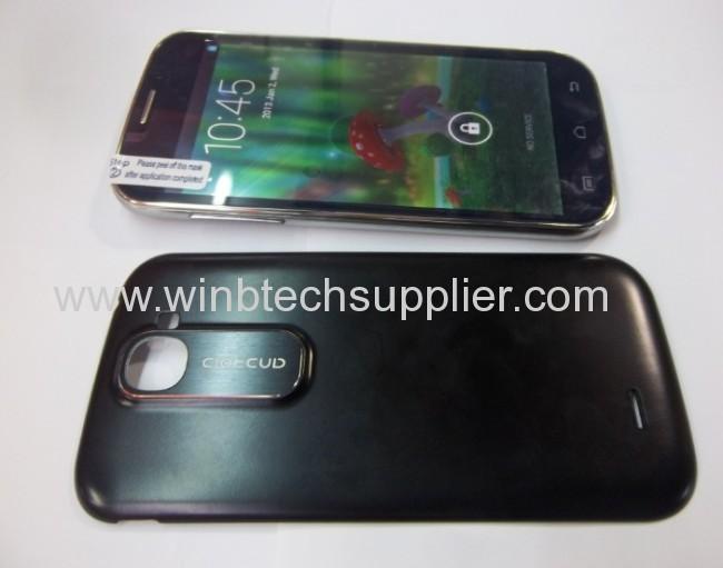 s20 5inch s4 9500 dual sim smart phone gps wifi 3g wcdma