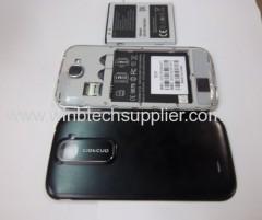s-20 5inch s4 9500 dual sim smart phone gps wifi 3g wcdma wonbtec smartphone