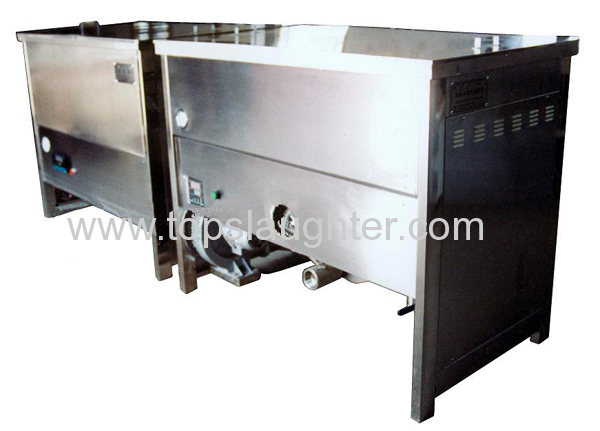 Meat Processing Equipment Frying Machine